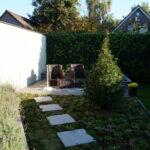 voorbeeld onderhoudsvrije achtertuin